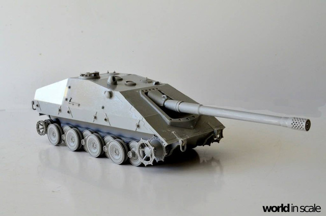 Jagdpanzer E-100 - 1/35 of Trumpeter 28619010_1003605253140323_7086097256985827647_o_1