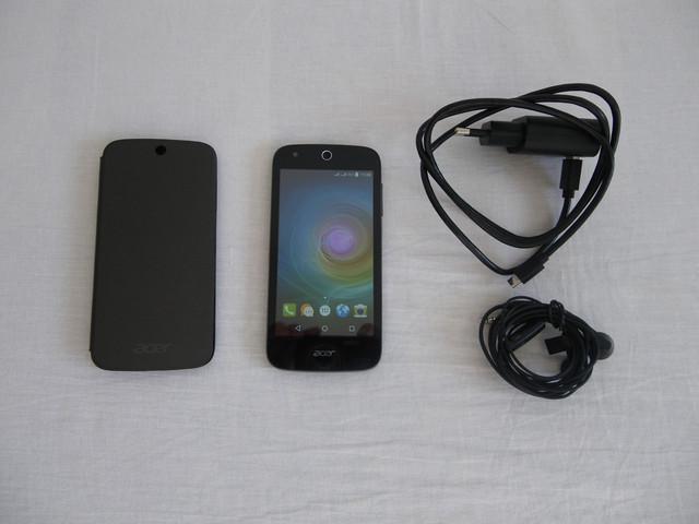 I/P: mobil Acer Liquid Z330 LTE Dualsim