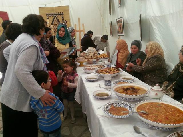 """المشاركة في تظاهرة """"روائح نابل"""" بمناسبة شهر التراث"""