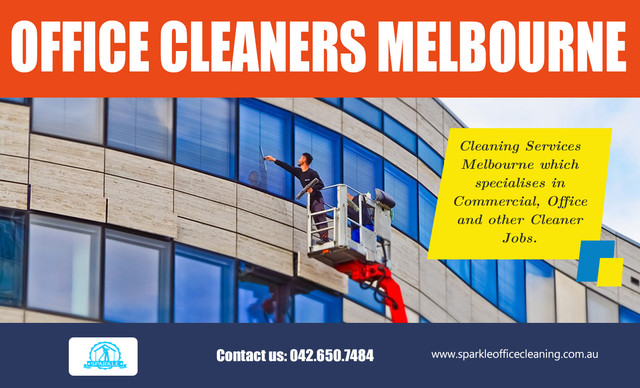 Our website : http://www.sparkleofficecleaning.com.au/commercial-cleaners-melbourne/    Monday mornings are difficult enough as it is for most office workers. There aren't many people who look forward to going into work after a weekend off so it's important that you make it as comfortable as possible in the office. Professional Cleaning Services Carlton Melbourne that provides regular office cleaning to supply your employees with a comfy work environment.    More Links : https://in.pinterest.com/Bond_Cleaning/    https://www.youtube.com/user/SparkleOffice/    https://twitter.com/Vacate_Cleaning   http://www.sparkleofficecleaning.com.au/