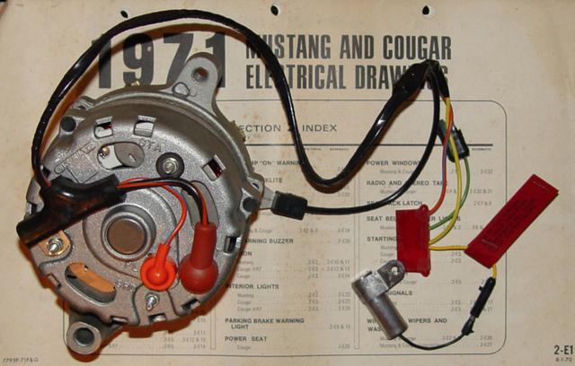 Wire Alternator Wiring Diagram Further Cs130 Alternator Wiring Wiring