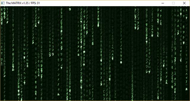 Matrix-Code-Rain