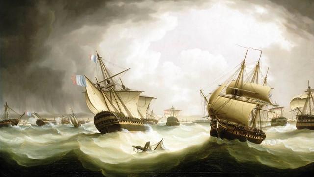Curiosidades-de-la-historia-Historia-Batalla-de-Trafalgar-Benito-Perez-Galdos-Guerras-napoleonicas-H