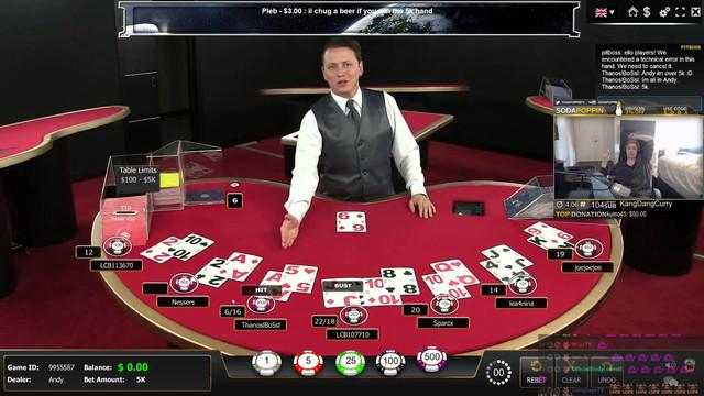 Mobile Online Blackjack For US Players