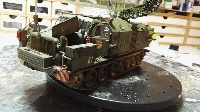 "P-40 ""Longtrack""-Radar - 1:35 v. Trumpeter, Panzershop, ... P_40_3"