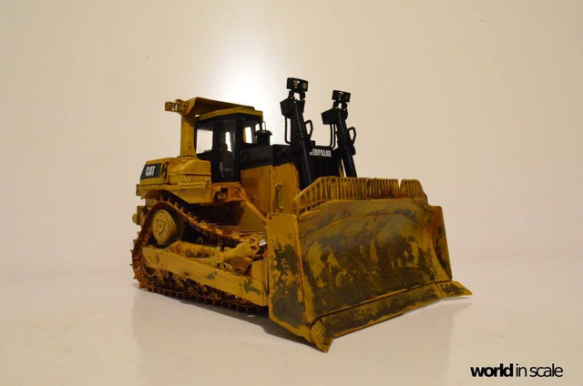 Caterpillar D6K Bulldozer - 1/35 by MMK Models 25586820_960246247476224_6321982810027584143_o