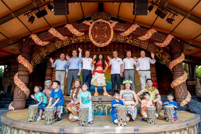 [Hong Kong Disneyland Resort] Moana : A Homecoming Celebration (25 mai 2018) W864