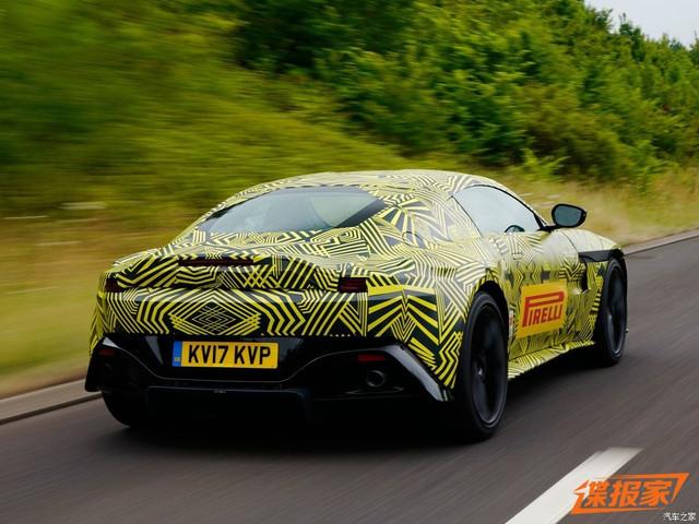 2017 - [Aston Martin] Vantage AS3
