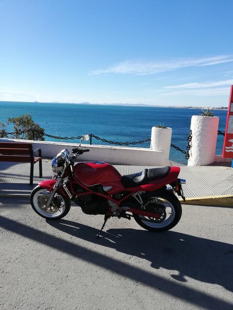Bandit roja en Los Alcázares, la zona del Mar Menor - Página 2 IMG-20181029-095205