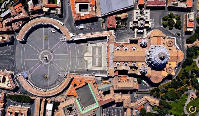 Piazza San Pietro Vatican City State