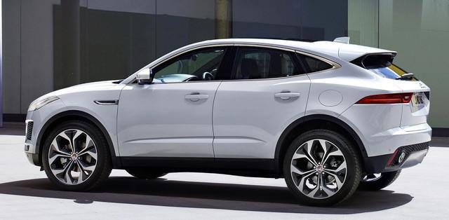Upcoming Cars- Jaguar E Pace