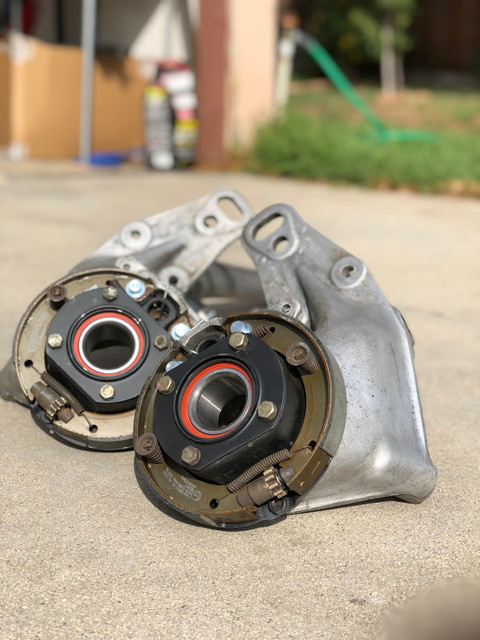Rear Hub Installation - Pelican Parts Forums