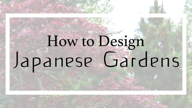 Japanese Gardens Title