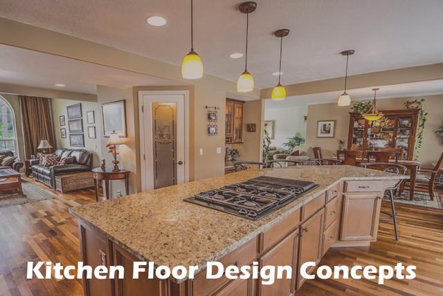 Kitchen Floor Design Concepts