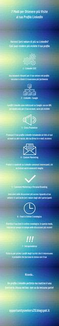 LinkedIn Marketing: Come Aumentare la Visibilità al Tuo Profilo Linkedin