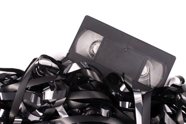 4 Disasters That Can Destroy Your VHS Tapes