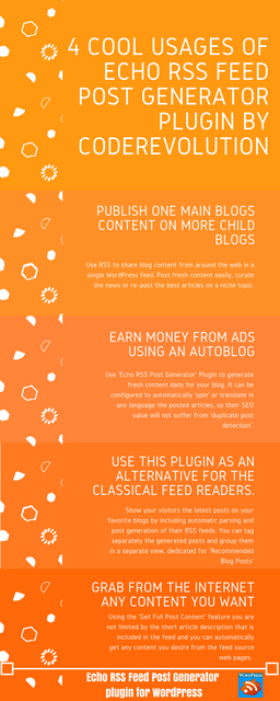 Nulled Echo RSS Feed Post Generator Plugin for WordPress