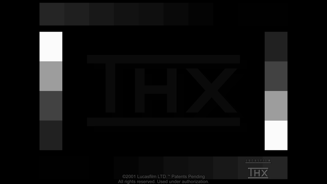 THX brightness