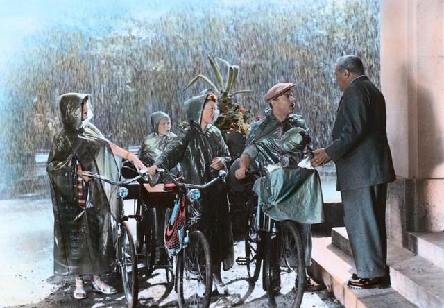 Brieftr ger M ller 1953