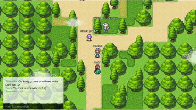 Monster Island Pocket Edition <Online RPG> Beispiel5