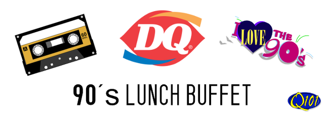 Dairy Queen 90 s Lunch Buffet
