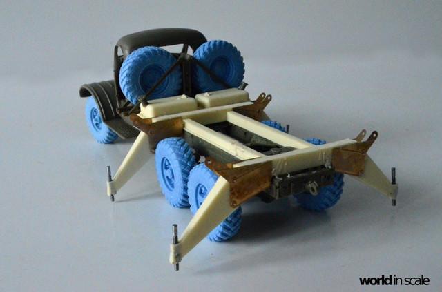 ZIL-157 + Bleichert-Crane - 1:35 by Trumpeter, ... 24955543_954753594692156_1711856105516850920_o