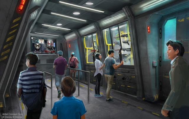 [Hong Kong Disneyland] Nouveau Land Marvel Universe (2019 - 2023) - Page 3 W783