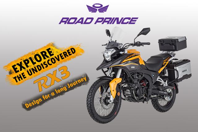 Road Prince RX3 250 2018