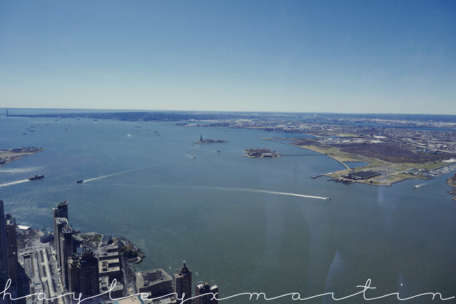 hayleyxmartin | One World Observatory - New York