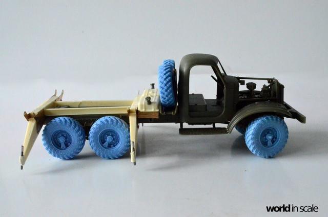 ZIL-157 + Bleichert-Crane - 1:35 by Trumpeter, ... 24955648_954753641358818_8940012081294021124_o