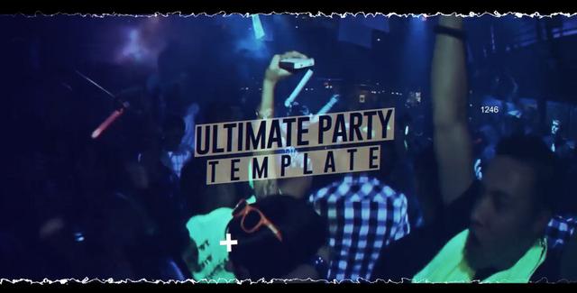 Upbeat Dance Party - 1