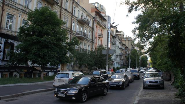 Сучасний вигляд вулиці