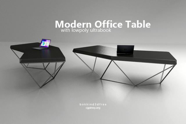 Modern Office Table Modern_office_table