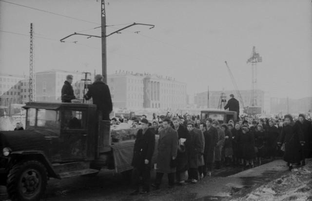 Dyatlov pass funerals 9 march 1959 13