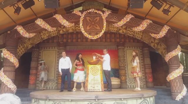 [Hong Kong Disneyland Resort] Moana : A Homecoming Celebration (25 mai 2018) W858