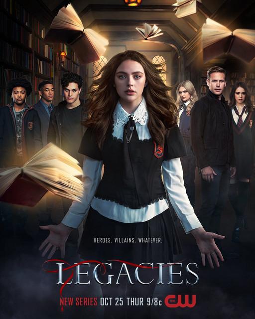 Legacies 1. Sezon Tüm Bölümler Türkçe Dublaj indir 1080p