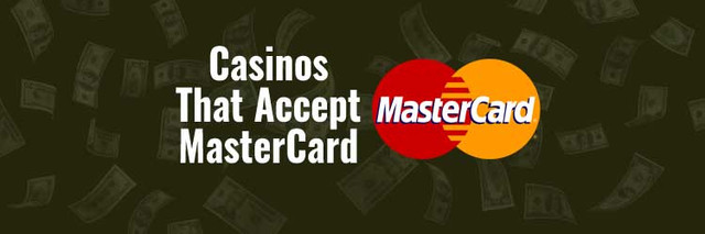 The Best Online Casinos For US Players Accepting Mastercard