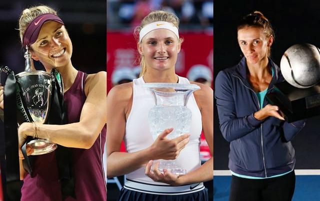 Украинские теннисистки заняли второе место по количеству титулов WTA в сезоне