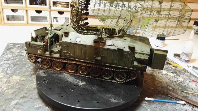 "P-40 ""Longtrack""-Radar - 1:35 v. Trumpeter, Panzershop, ... P_40_2"