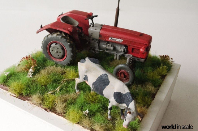 Zetor 3511 - 1:35 of SKP Models 23847120_946722232161959_2085328123675707292_o