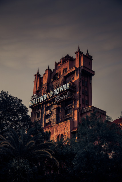 Tower of Terror Disney's Hollywood Studios