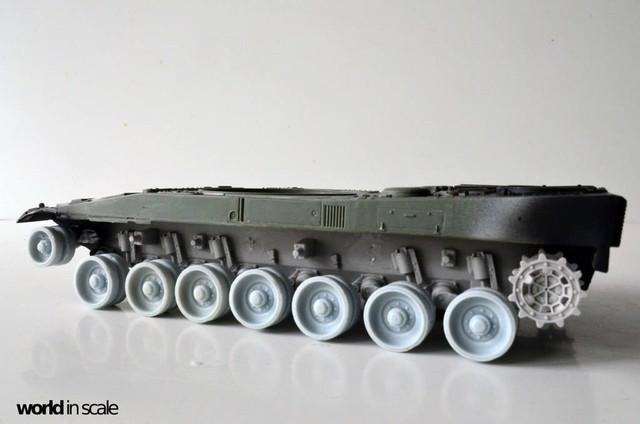 """Brückenleger """"Leguan"""" - 1/35 of Hobbyboss, Y-Modelle, ... 29343267_1011994025634779_411640093829234688_o"""