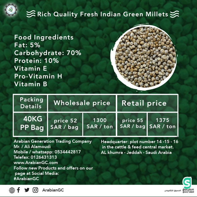 Rich Quality Fresh Indian Green indian.jpg