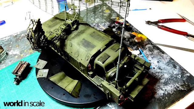 "P-40 ""Longtrack""-Radar - 1:35 v. Trumpeter, Panzershop, ... 27023836_980369655463883_5056066167111899504_o"