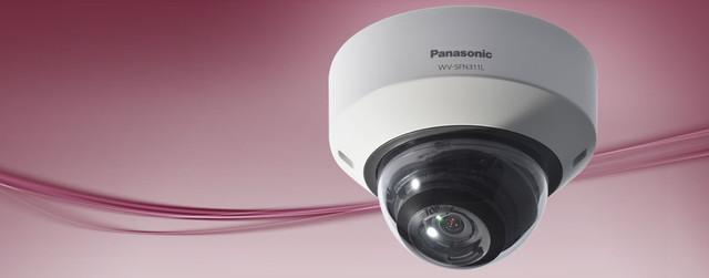 Камеры видеонаблюдения Panasonic для охраны