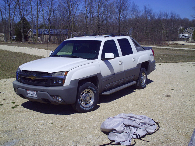 2003 chevy avalanche transmission filter change