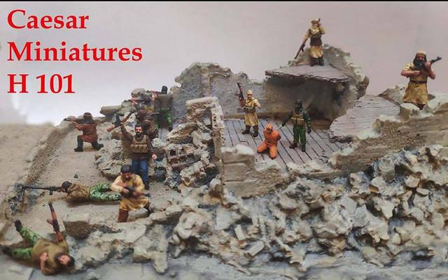 Новинки Caesar Miniatures - Страница 3 Caesar-H101