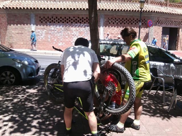 Jarapalos en bici Foto4888