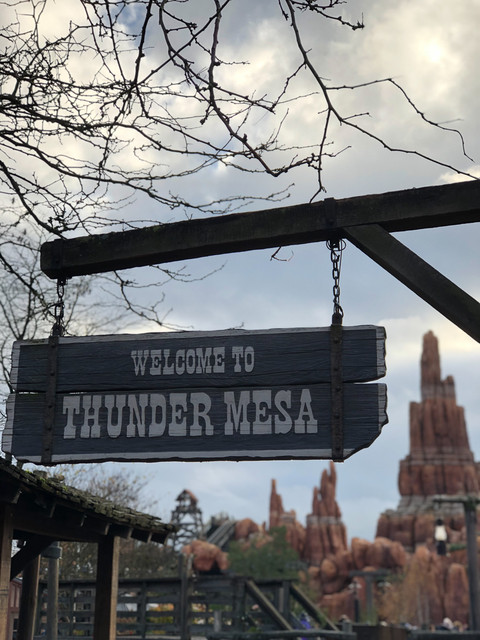 Welcome to Thunder Mesa