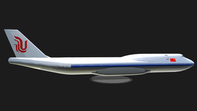 SimplePlanes | The Chinese Air Force One